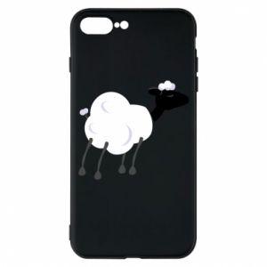 Etui do iPhone 7 Plus Sheep