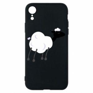 Etui na iPhone XR Sheep