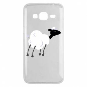 Etui na Samsung J3 2016 Sheep