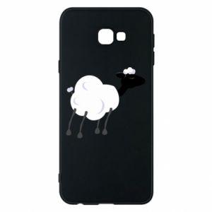 Etui na Samsung J4 Plus 2018 Sheep