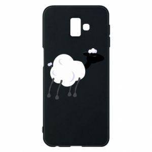 Etui na Samsung J6 Plus 2018 Sheep
