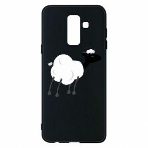 Etui na Samsung A6+ 2018 Sheep