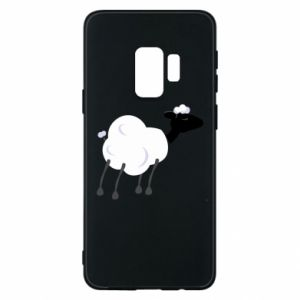 Etui na Samsung S9 Sheep
