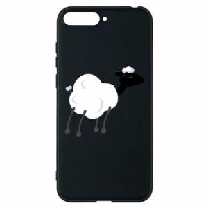 Etui na Huawei Y6 2018 Sheep