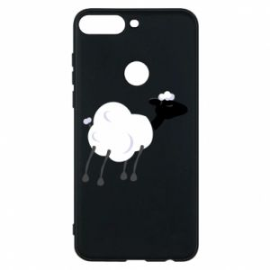 Etui na Huawei Y7 Prime 2018 Sheep