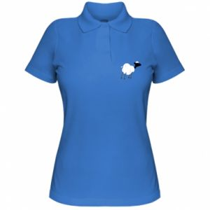 Women's Polo shirt Sheep