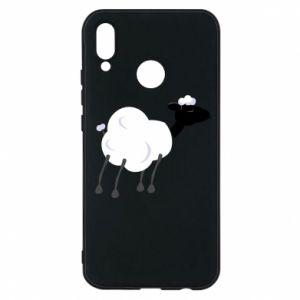 Etui na Huawei P20 Lite Sheep