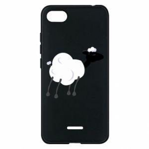 Etui na Xiaomi Redmi 6A Sheep
