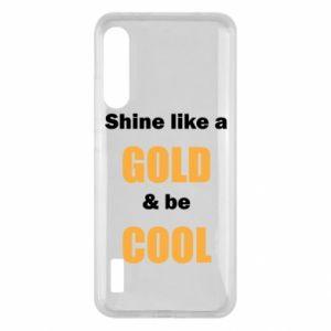 Etui na Xiaomi Mi A3 Shine like a gold & be cool