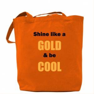 Torba Shine like a gold & be cool