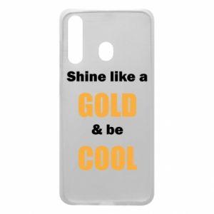 Etui na Samsung A60 Shine like a gold & be cool