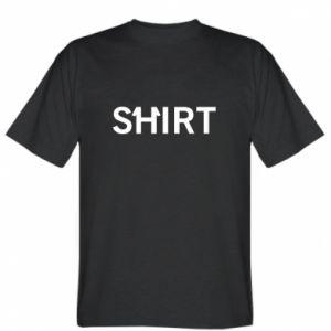 Koszulka męska Shirt
