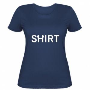 Koszulka damska Shirt