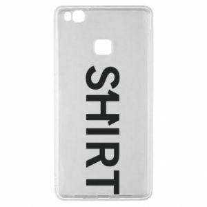 Huawei P9 Lite Case Shirt