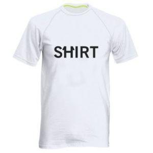 Męska koszulka sportowa Shirt