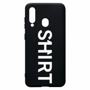 Samsung A60 Case Shirt