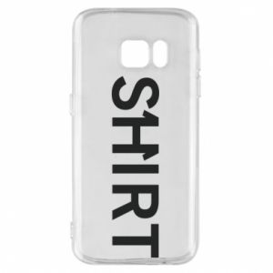 Samsung S7 Case Shirt