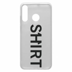 Etui na Huawei P30 Lite Shirt