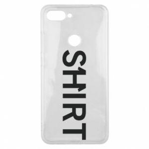 Etui na Xiaomi Mi8 Lite Shirt