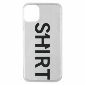 iPhone 11 Pro Case Shirt