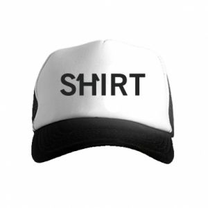Kid's Trucker Hat Shirt