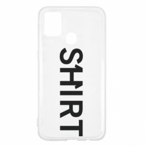 Samsung M31 Case Shirt