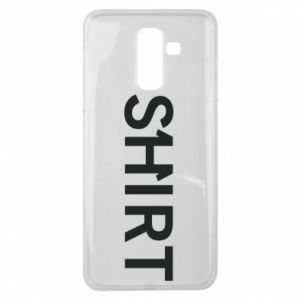 Samsung J8 2018 Case Shirt