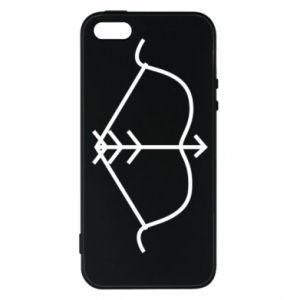 Phone case for iPhone 5/5S/SE Shot - PrintSalon