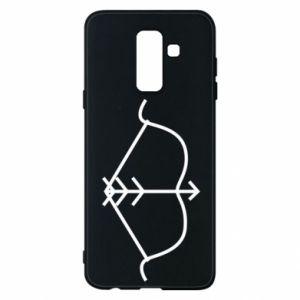 Phone case for Samsung A6+ 2018 Shot - PrintSalon