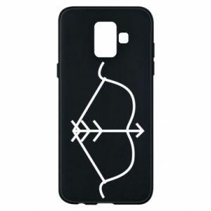 Phone case for Samsung A6 2018 Shot - PrintSalon