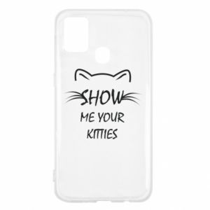Samsung M31 Case Show me your kitties