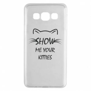 Samsung A3 2015 Case Show me your kitties
