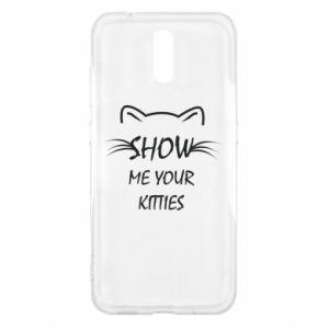 Etui na Nokia 2.3 Show me your kitties