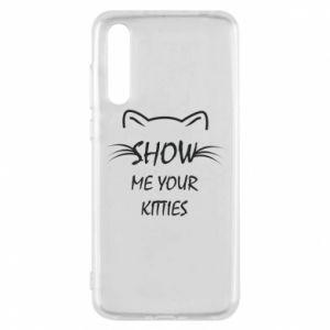 Etui na Huawei P20 Pro Show me your kitties