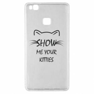 Etui na Huawei P9 Lite Show me your kitties
