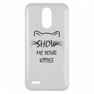 Lg K10 2017 Case Show me your kitties