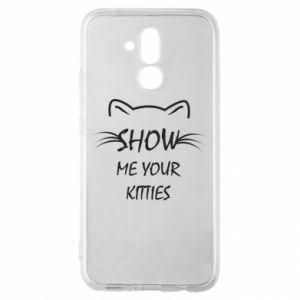 Etui na Huawei Mate 20 Lite Show me your kitties