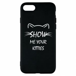 iPhone SE 2020 Case Show me your kitties