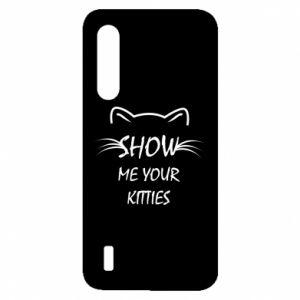 Etui na Xiaomi Mi9 Lite Show me your kitties