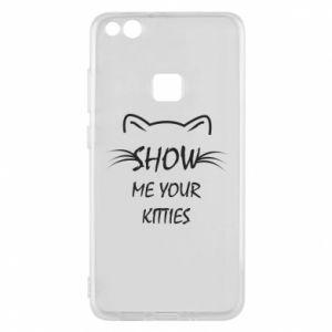 Etui na Huawei P10 Lite Show me your kitties - PrintSalon