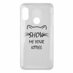 Mi A2 Lite Case Show me your kitties