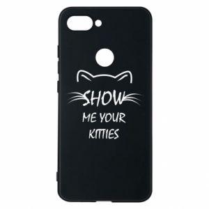 Etui na Xiaomi Mi8 Lite Show me your kitties - PrintSalon