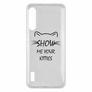 Etui na Xiaomi Mi A3 Show me your kitties