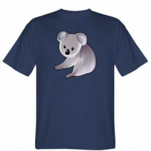 Koszulka męska Shy koala