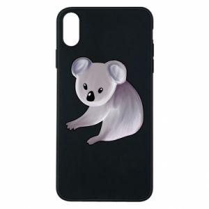 Etui na iPhone Xs Max Shy koala