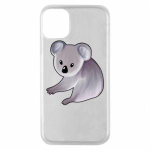 Etui na iPhone 11 Pro Shy koala