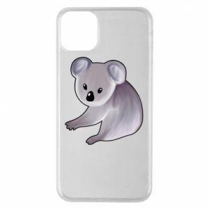 Etui na iPhone 11 Pro Max Shy koala