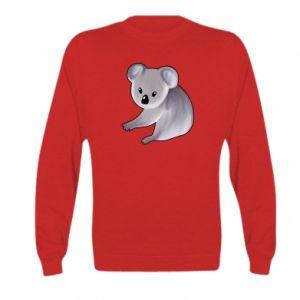 Bluza dziecięca Shy koala