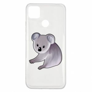 Etui na Xiaomi Redmi 9c Shy koala