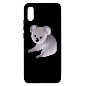 Etui na Xiaomi Redmi 9a Shy koala